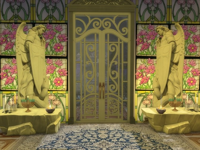 Sims 4 Angels, Frames, Ornaments and Fairy Princesses at Anna Quinn Stories