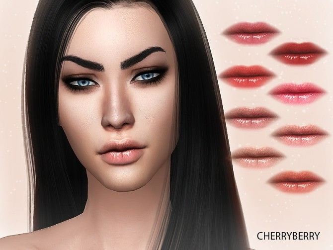 So Tasty Lips HQ at Cherryberry image 815 670x503 Sims 4 Updates