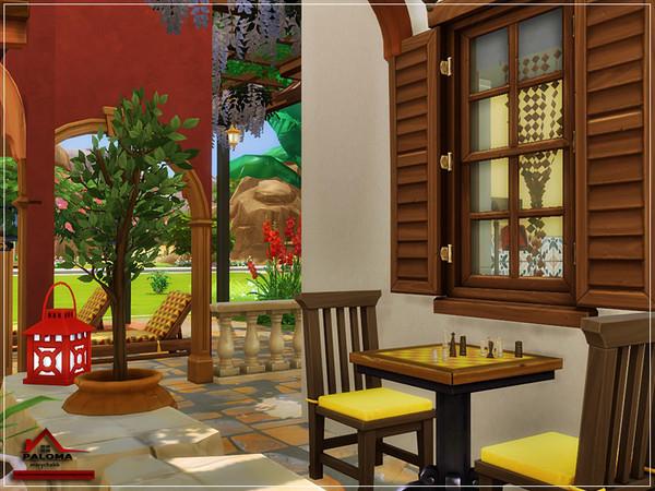 Paloma house No CC by marychabb at TSR image 8511 Sims 4 Updates