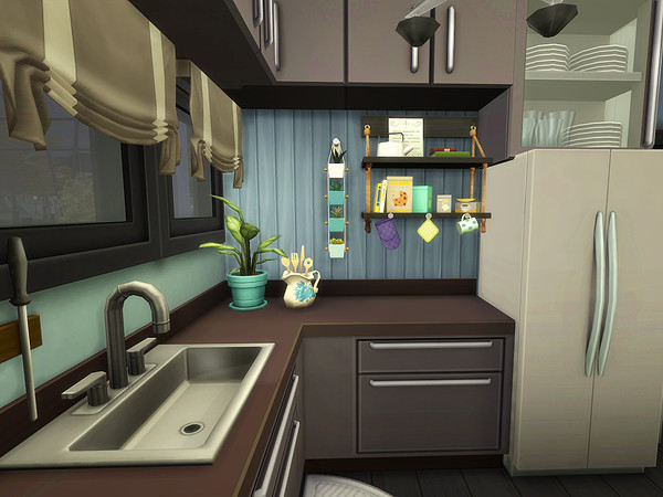 Donna Tiny Home by Ineliz at TSR image 909 Sims 4 Updates