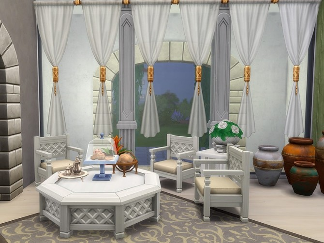 Sims 4 Isaura House by Ineliz at TSR