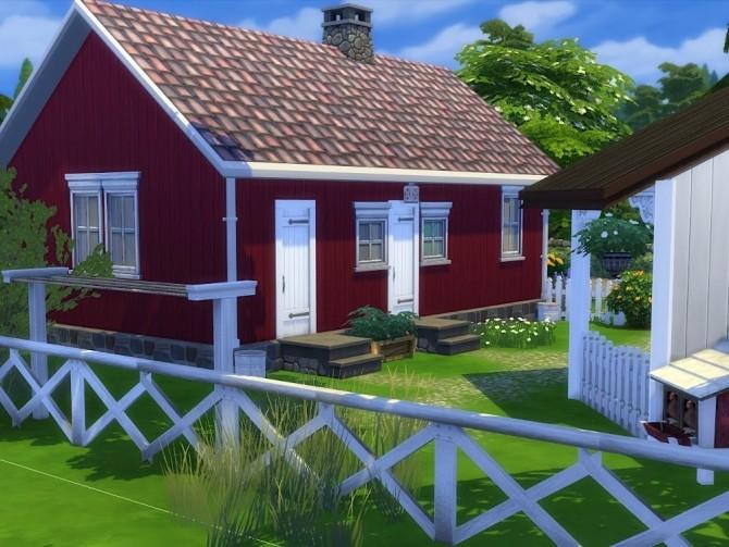 Sims 4 Chicken Lovisas house at KyriaT's Sims 4 World