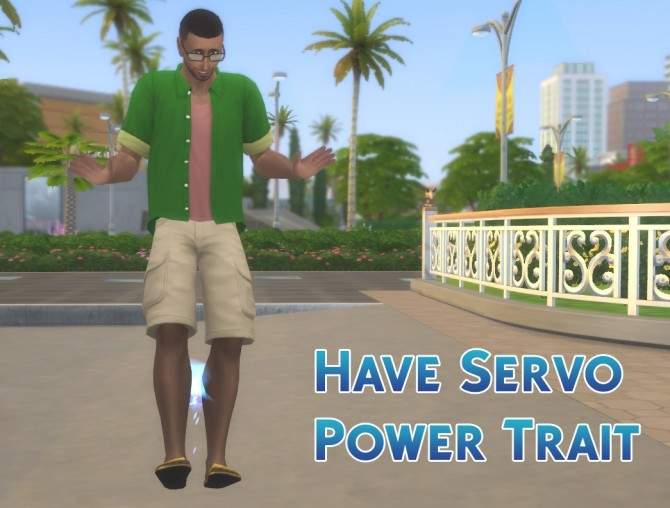 Have Servo Power Trait by Zulf Ferdiana at Mod The Sims image 956 670x508 Sims 4 Updates