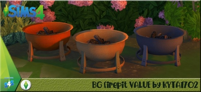 Firepit VALUE at Simmetje Sims image 975 670x308 Sims 4 Updates