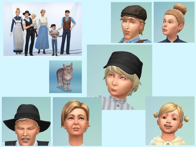 Emil of Lönneberga and his family at KyriaT's Sims 4 World image 9822 670x503 Sims 4 Updates