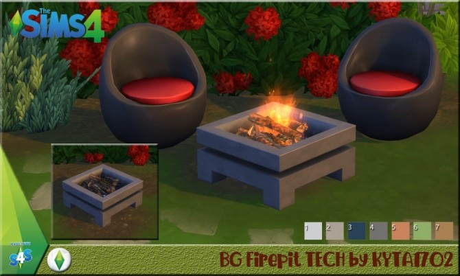 Firepit TECH at Simmetje Sims image 985 670x402 Sims 4 Updates