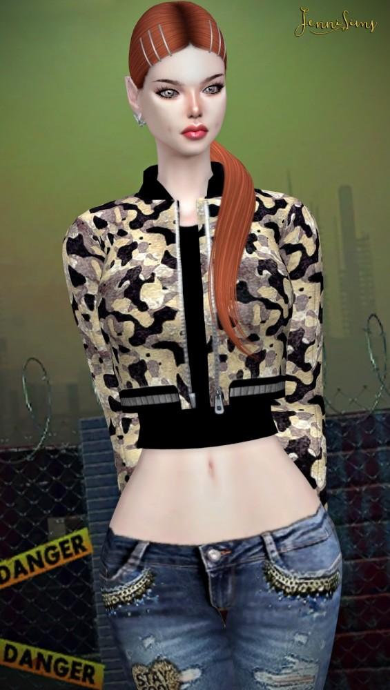 Sims 4 Jacket BGC at Jenni Sims