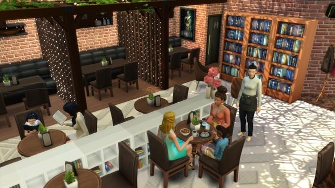 Restaurant San Diego by Viktoriya9429 at Mod The Sims image 10314 670x377 Sims 4 Updates