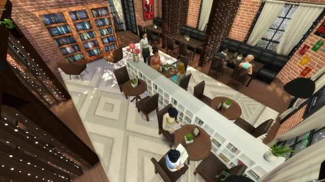 Restaurant San Diego by Viktoriya9429 at Mod The Sims image 10621 670x377 Sims 4 Updates