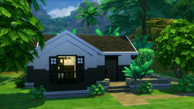 Tiny house #3 NO CC by iSandor at Mod The Sims image 10822 670x377 Sims 4 Updates