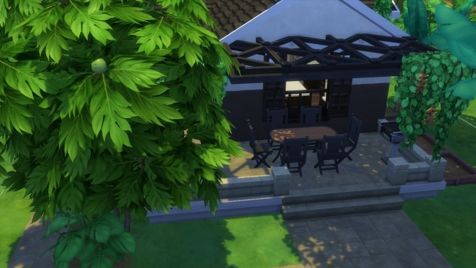 Tiny house #3 NO CC by iSandor at Mod The Sims image 10920 670x377 Sims 4 Updates
