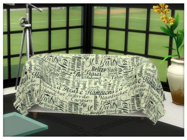 Couch by Oldbox at All 4 Sims image 11223 Sims 4 Updates