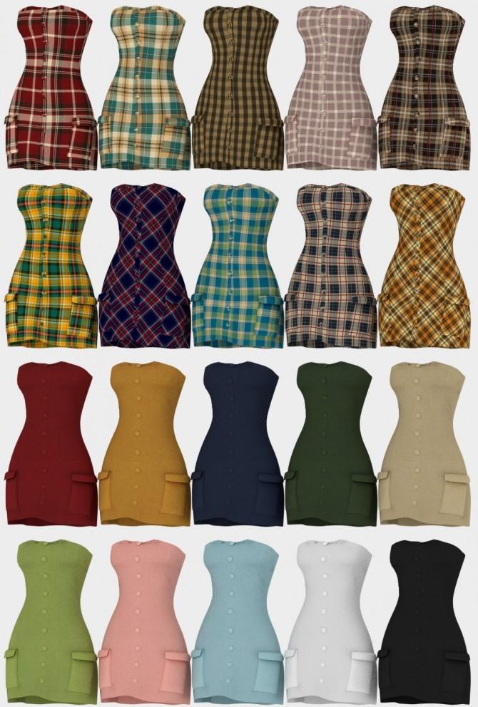 Billie Dress + Acc Bodysuit at Daisy Pixels image 11417 670x992 Sims 4 Updates