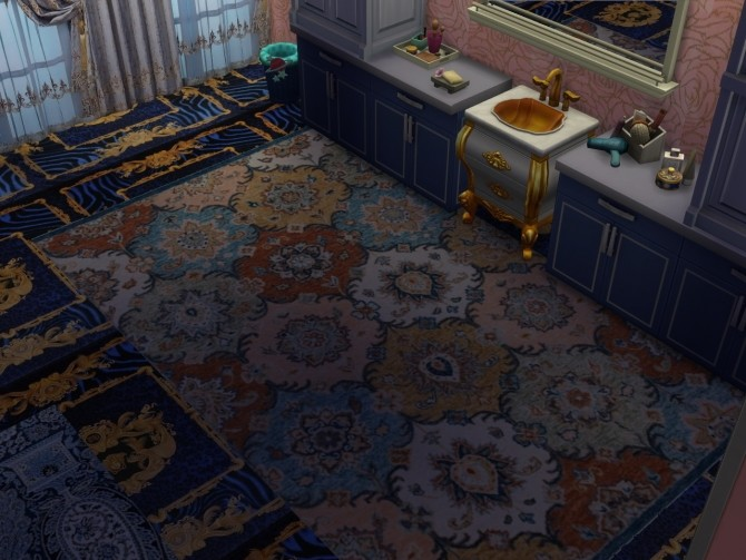 Sims 4 Rugs Collection Of 4 Sets at Anna Quinn Stories