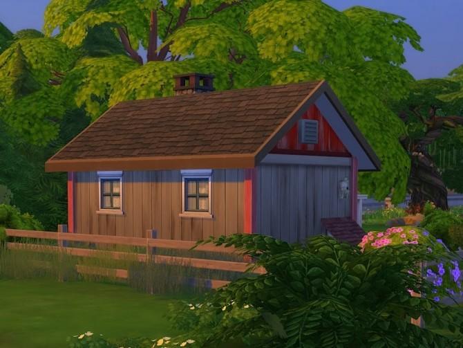 Sims 4 Krösa Mayas house at KyriaT's Sims 4 World
