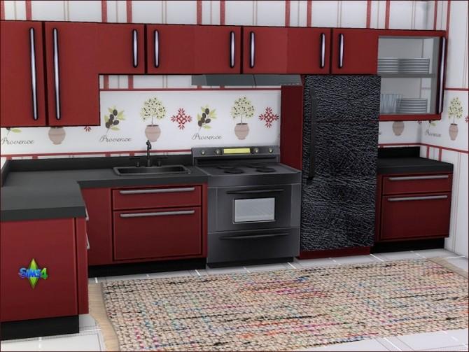 Sims 4 Fridge recolors by Mabra at Arte Della Vita