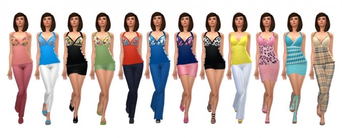 Sims 4 EP02 FIBRE OPTIC TANK at Sims4Sue