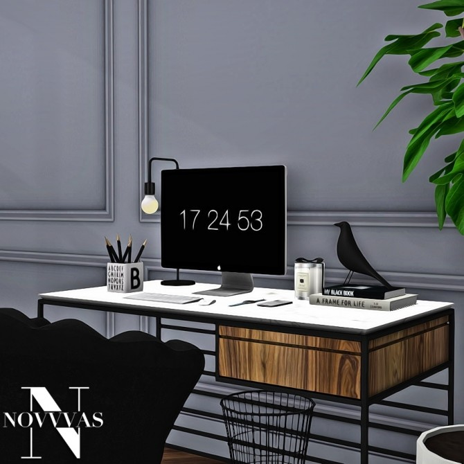 PEARL FURNITURE SET at Novvvas image 1263 670x670 Sims 4 Updates