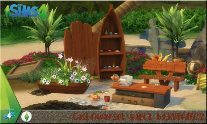 Cast Away set at Simmetje Sims image 1281 670x402 Sims 4 Updates