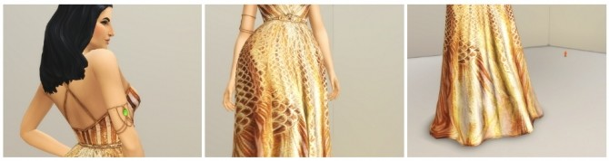 SS 2020 Couture Collection I  2 dress at Rusty Nail image 1289 670x178 Sims 4 Updates