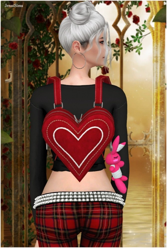Sims 4 COLLECTION ACC Cornflower Moments at Jenni Sims