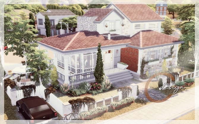 Marilla home by Praline at Cross Design image 13014 670x419 Sims 4 Updates