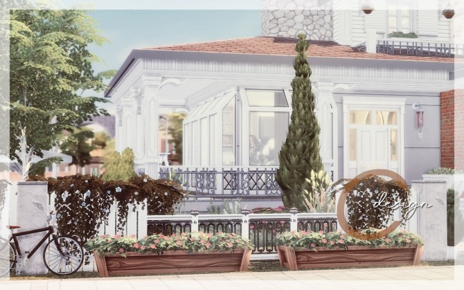 Marilla home by Praline at Cross Design image 13119 670x419 Sims 4 Updates
