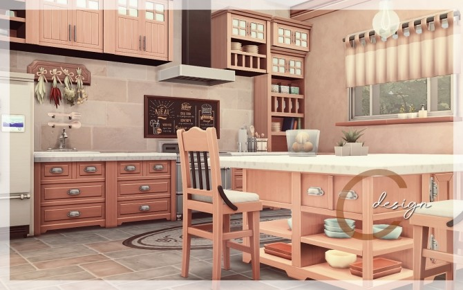 Marilla home by Praline at Cross Design image 13216 670x419 Sims 4 Updates