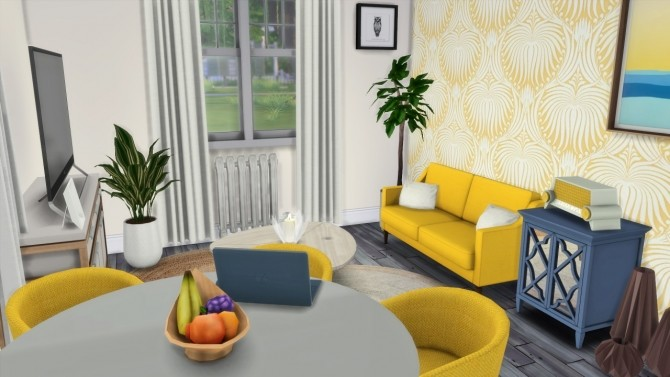 PEACEMAKER IC STUDIO APARTMENT at MODELSIMS4 image 13220 670x377 Sims 4 Updates