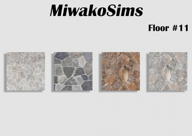 Collection #11 floor at MiwakoSims image 13316 670x475 Sims 4 Updates