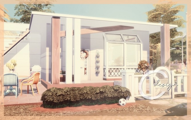 Bebe home by Praline at Cross Design image 13515 670x419 Sims 4 Updates