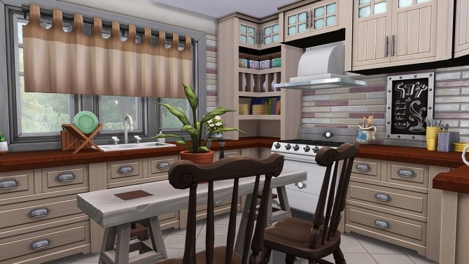 Sims 4 SINGLE MOM HOME BUSINESS at Aveline Sims