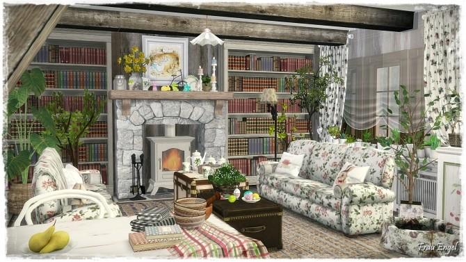 Lair des champs cottage at Frau Engel image 1386 670x377 Sims 4 Updates
