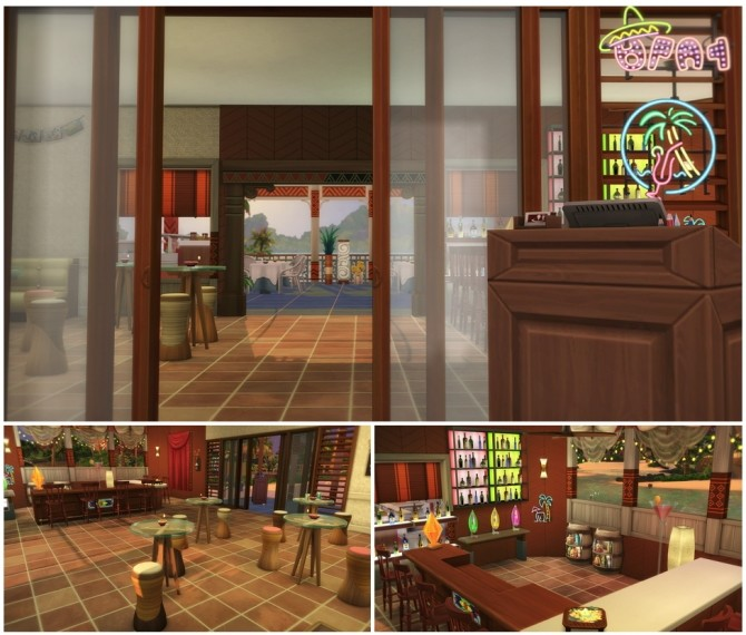 Tom's Lab Restaurant at Rusty Nail image 1392 670x570 Sims 4 Updates