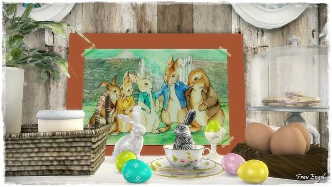 Lair des champs cottage at Frau Engel image 14110 670x377 Sims 4 Updates