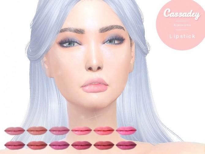 Cassadey Lipstick at Kiminachu CC image 1417 670x503 Sims 4 Updates