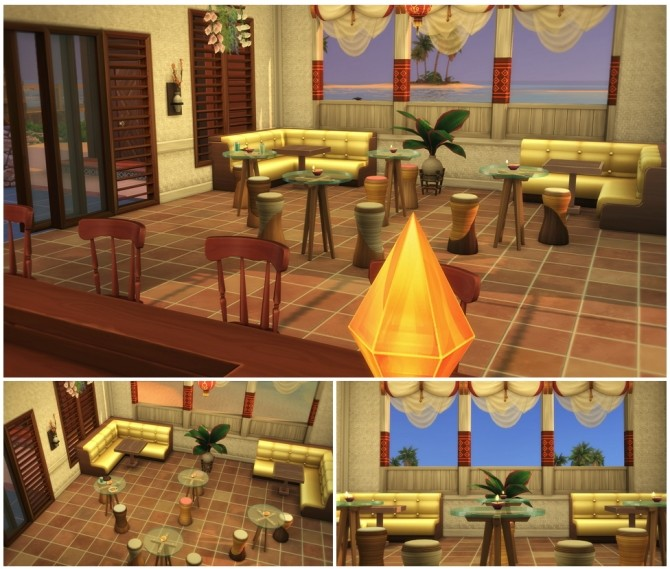 Tom's Lab Restaurant at Rusty Nail image 1422 670x569 Sims 4 Updates