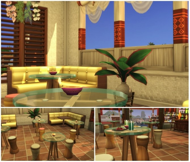 Tom's Lab Restaurant at Rusty Nail image 1432 670x569 Sims 4 Updates