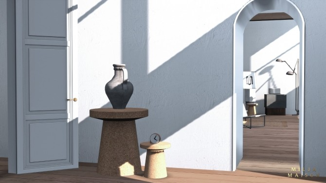 The Ecceentric Art apartment at Milja Maison image 14615 670x377 Sims 4 Updates