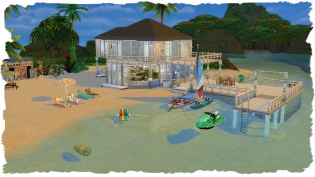 Chalipo Island at All 4 Sims image 14721 Sims 4 Updates