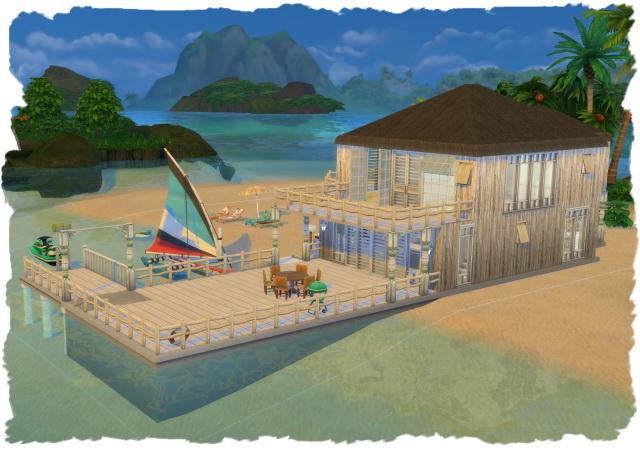 Chalipo Island at All 4 Sims image 14821 Sims 4 Updates
