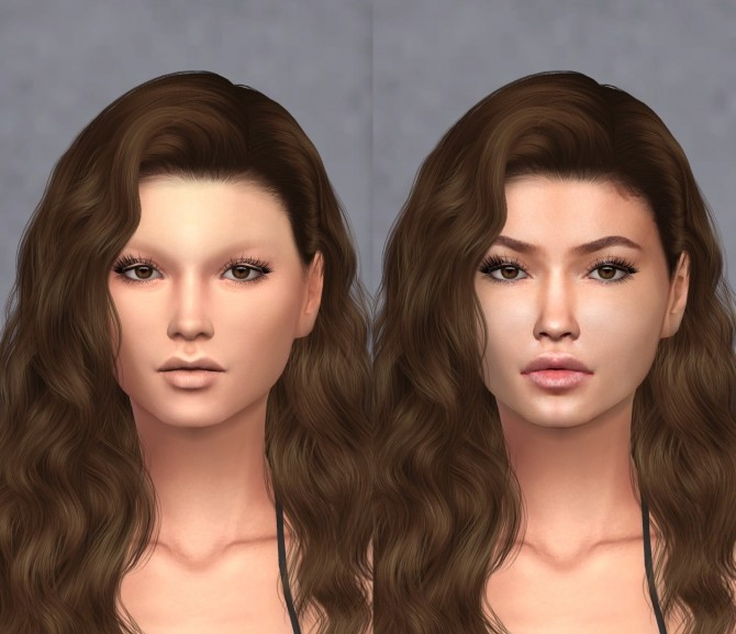 Kally Face Mask at Ruchell Sims image 15219 670x577 Sims 4 Updates