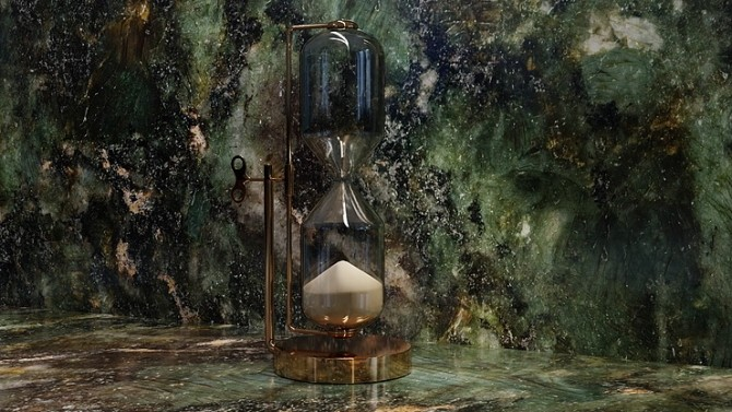 Decorative Hourglass by lavi3enrose at Blooming Rosy image 156 670x377 Sims 4 Updates