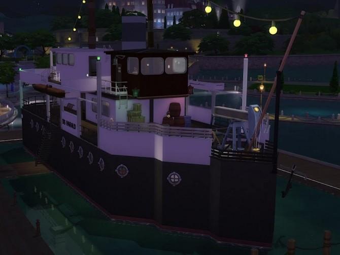 DS Harald Hurtigruten ship at KyriaT's Sims 4 World image 15616 670x503 Sims 4 Updates