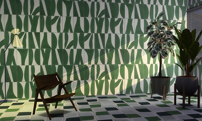 Cement Tiles at Alexpilgrim image 1578 670x402 Sims 4 Updates