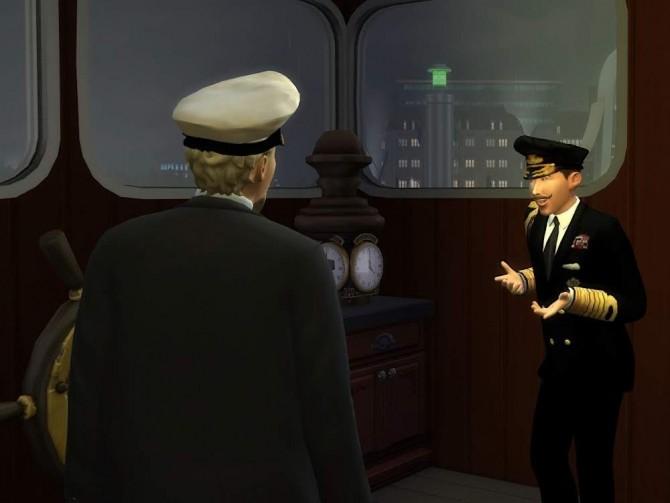 DS Harald Hurtigruten ship at KyriaT's Sims 4 World image 16014 670x503 Sims 4 Updates