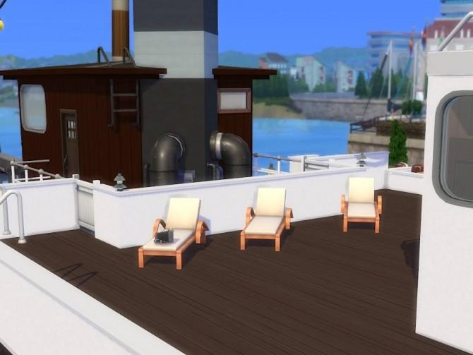 DS Harald Hurtigruten ship at KyriaT's Sims 4 World image 16119 670x503 Sims 4 Updates