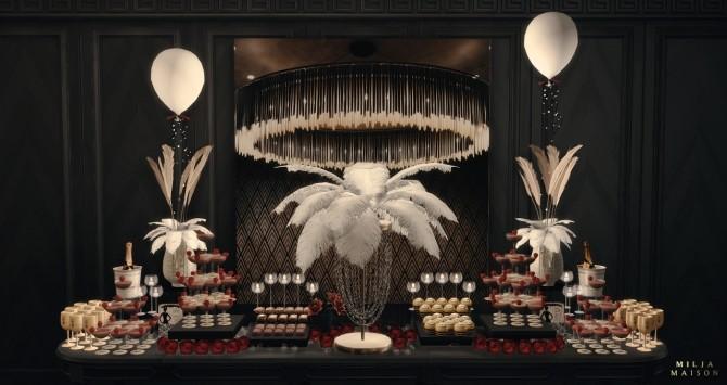 The Great Gatsby Nightclub at Milja Maison image 16511 670x355 Sims 4 Updates