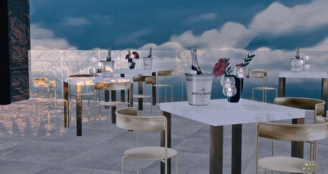 The Great Gatsby Nightclub at Milja Maison image 16611 670x355 Sims 4 Updates