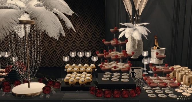 The Great Gatsby Nightclub at Milja Maison image 16711 670x355 Sims 4 Updates